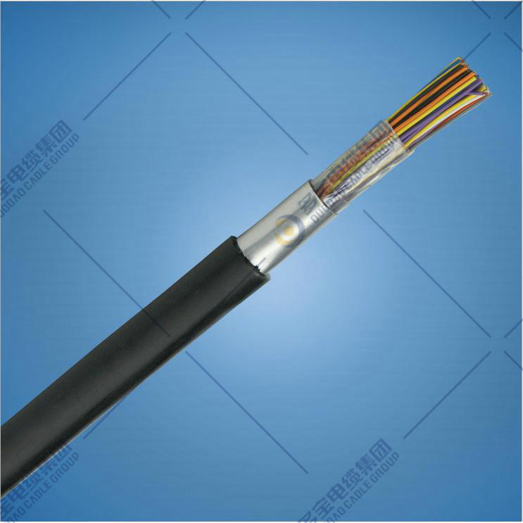 Copper (aluminum) conductor waterproof XLPE insulated aluminum plastic composite sheathed steel tape armored power cable